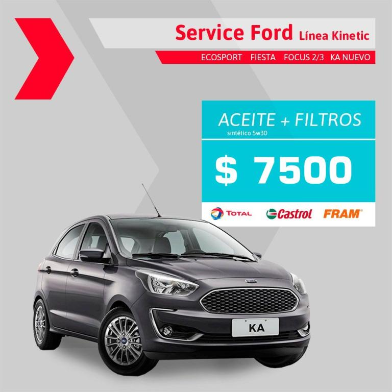 Ford Service LINEA KINETIC